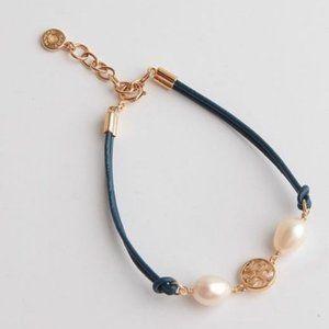 Tory Burch Miller Pearl Bracelet